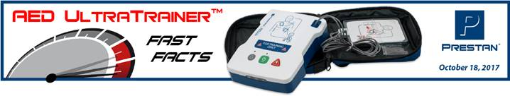 Prestan AED UltraTrainer - AED Trainers