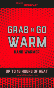HW1 Grab-N-Go Warm hand warmers