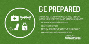 Gather and Store Important Information and Supplies