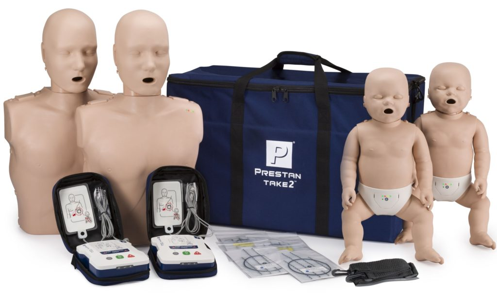 CPR Manikins - Prestan Take2