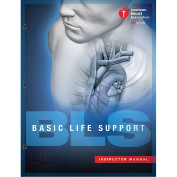 BLS Instructor Materials, American Heart Association