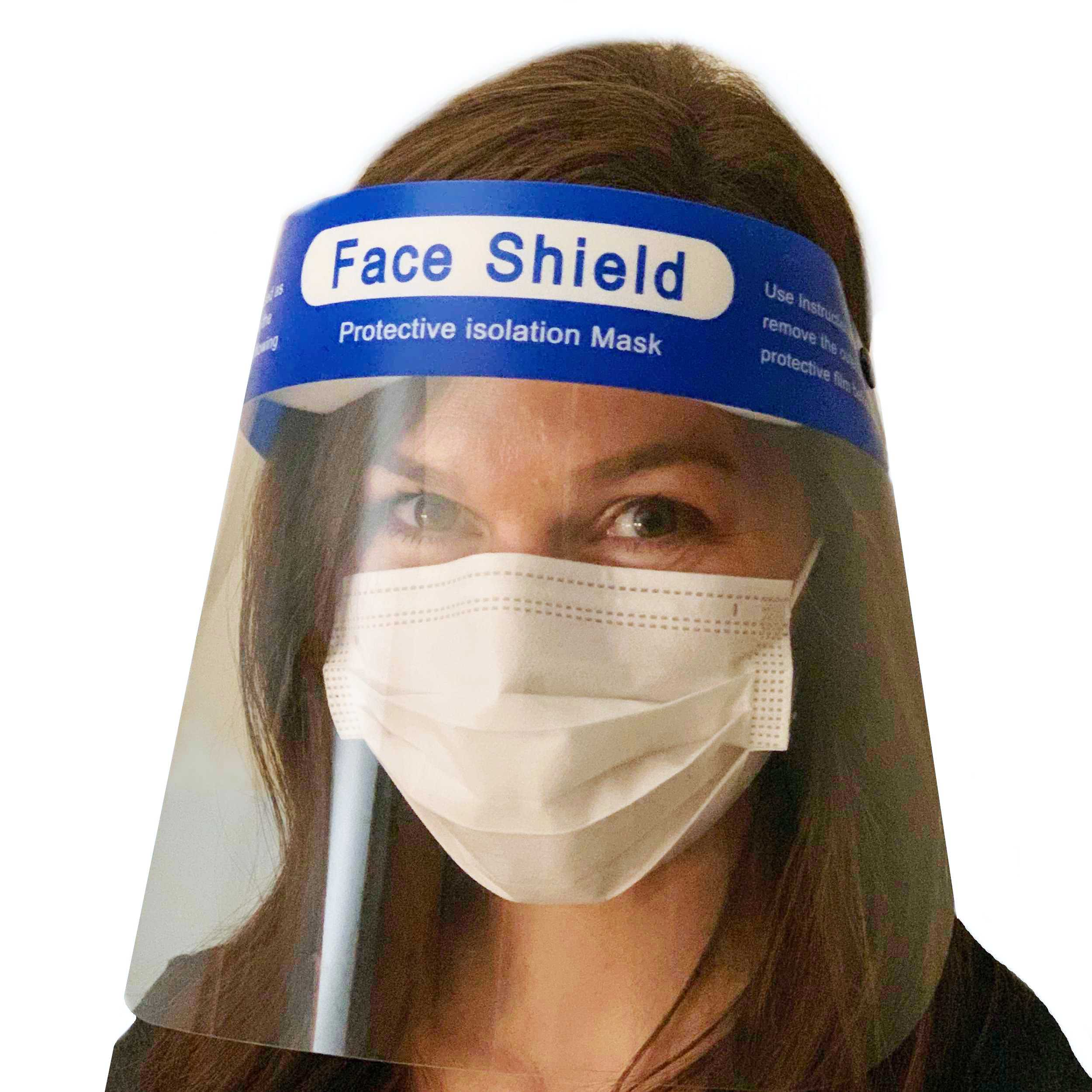 Medical Face Shield - Face Shields : MCR Medical